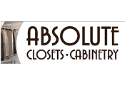 Absolute Closets & Cabinetry